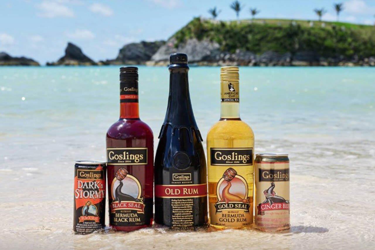 Goslings rum - Rum Loe Festiwal