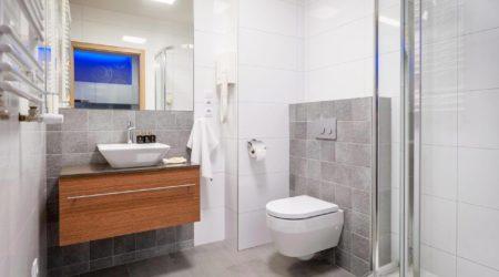 Invite hotel zdjęcie toalety