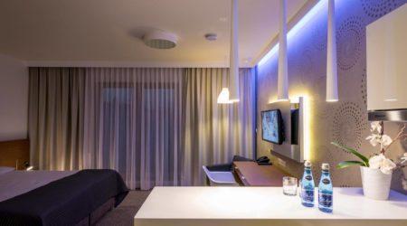 Invite hotel zdjęcie z pokoju
