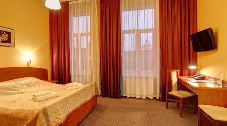 lothus hotel pokoje
