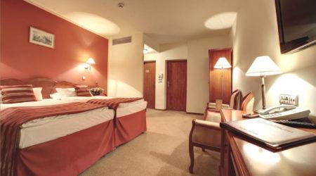 pokoj hotel europejski