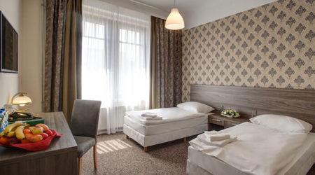 pokoje w hotelu polonia