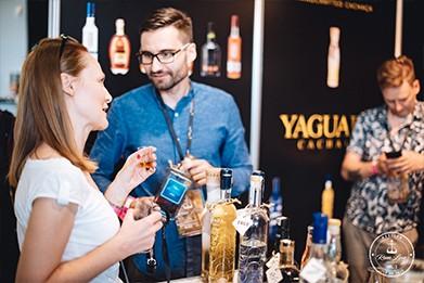 Cachaca Yaguara na Rum Love Festiwal