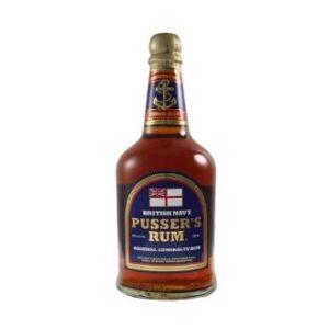 Rum Pusser's Blue Label