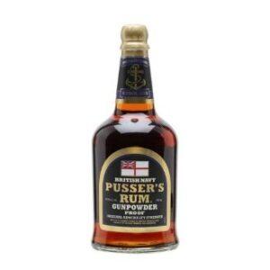 Rum Pusser's Gunpowder