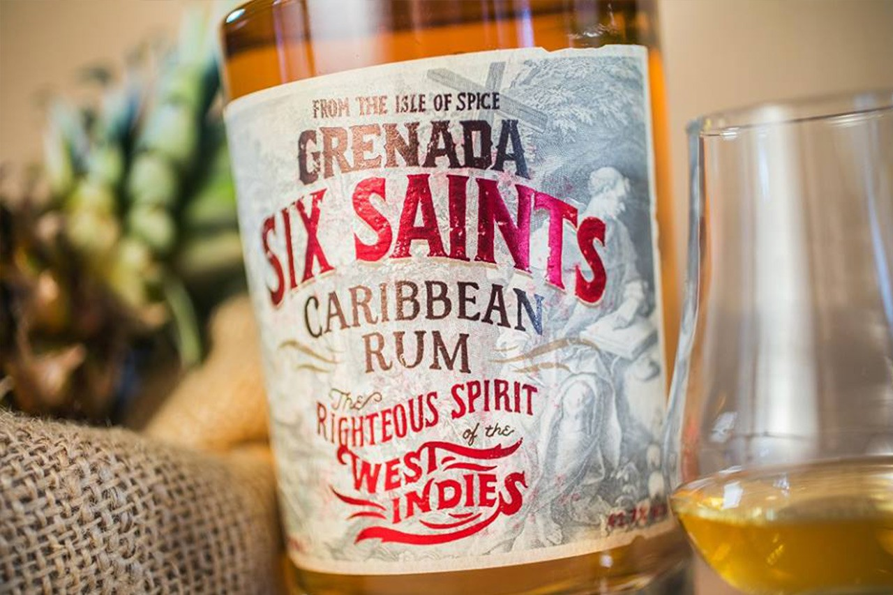 Six Saints Rum