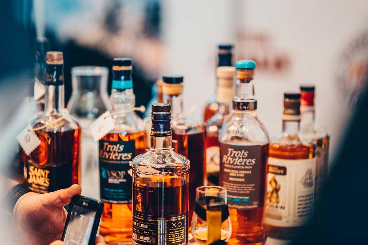 Trois Rivieres stoisko na Rum Love Festiwal