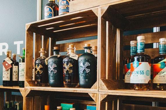 Worthy Park - portfolio rum BumBu
