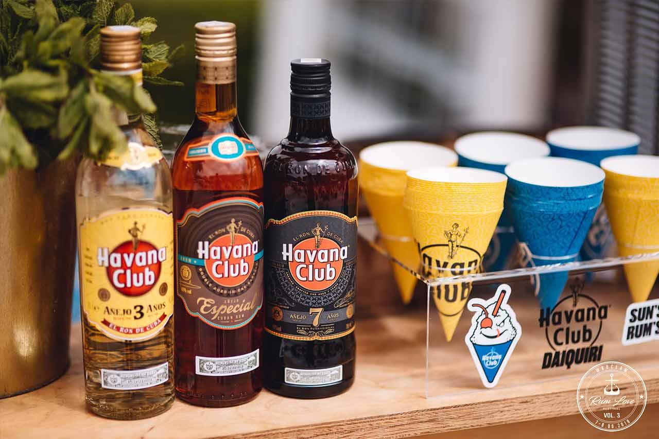 Havana Club na Rum Love Festiwal