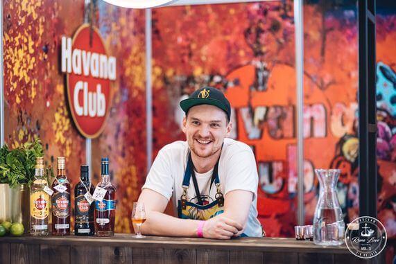 Havana Club: Stoisko na Rum Love Festiwal