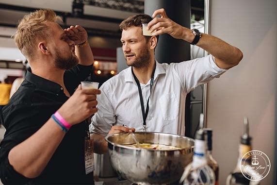 Degustacja rumu Brugal