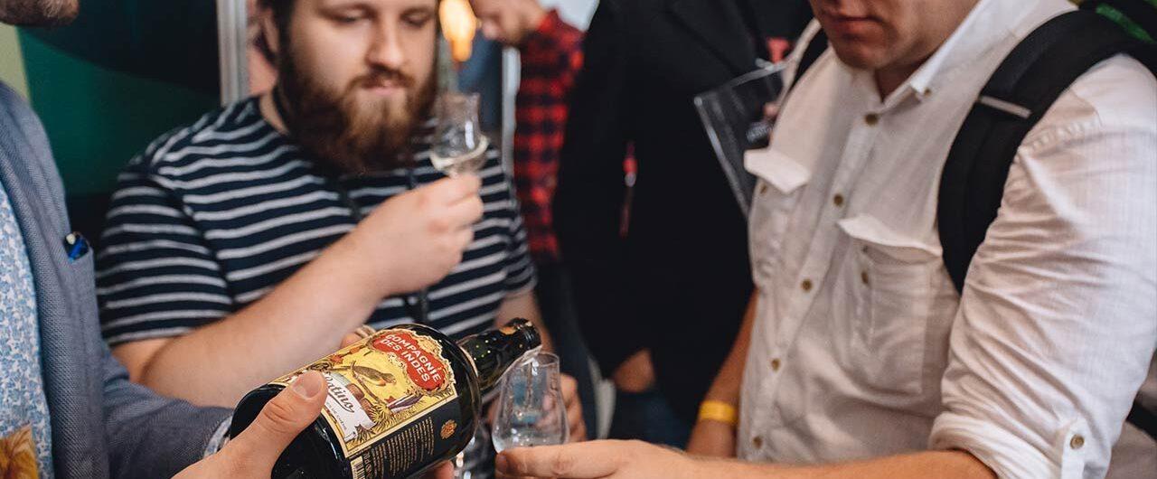 Compagnie des Indes degustacja na Rum Love Festiwal