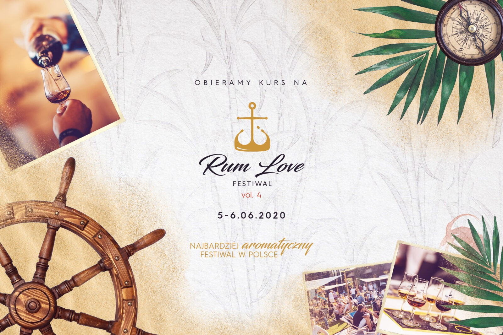 Baner Rum Love Festiwal vol.4 strona główna