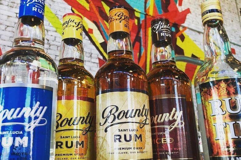 Rum Bounty
